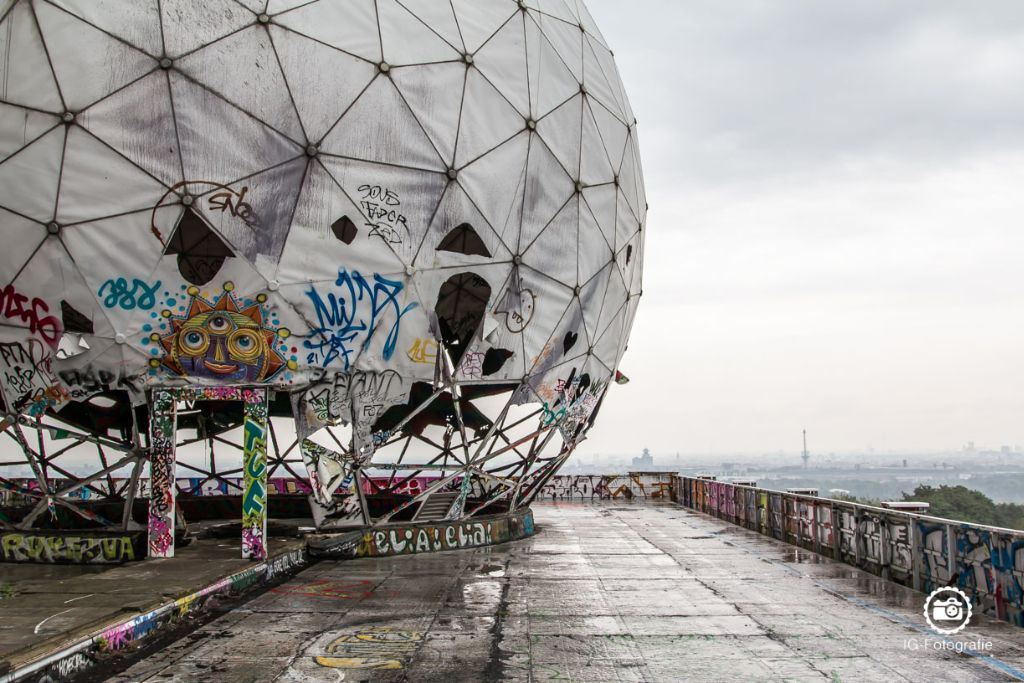 Teufelsberg-Lost-Places-fotografieren-Berlin