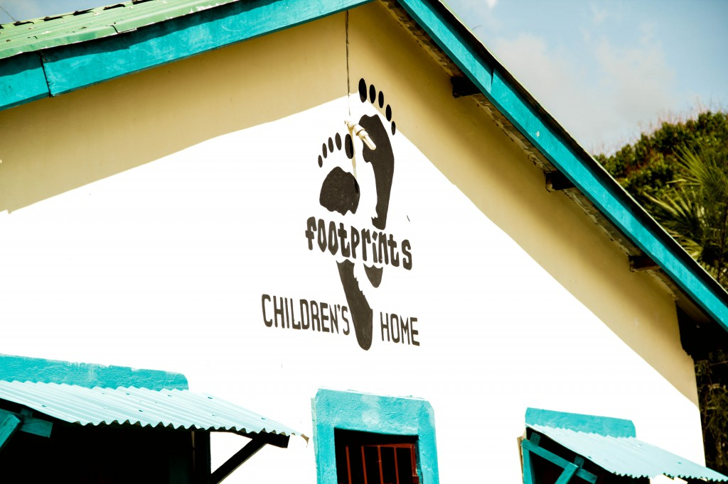 Fotoreportage: Footprints Orphanage Kenya