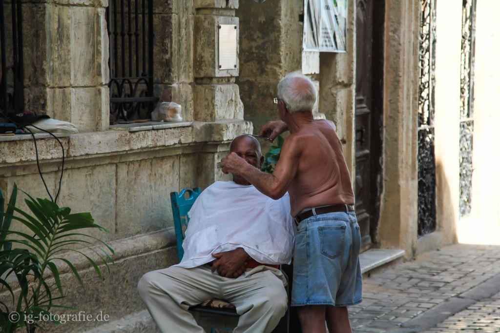 Havanna - Kuba Fotoreise Altstadt