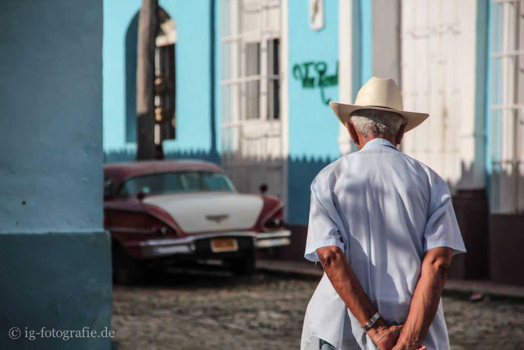 Havanna - Kuba Fotoreise Auto