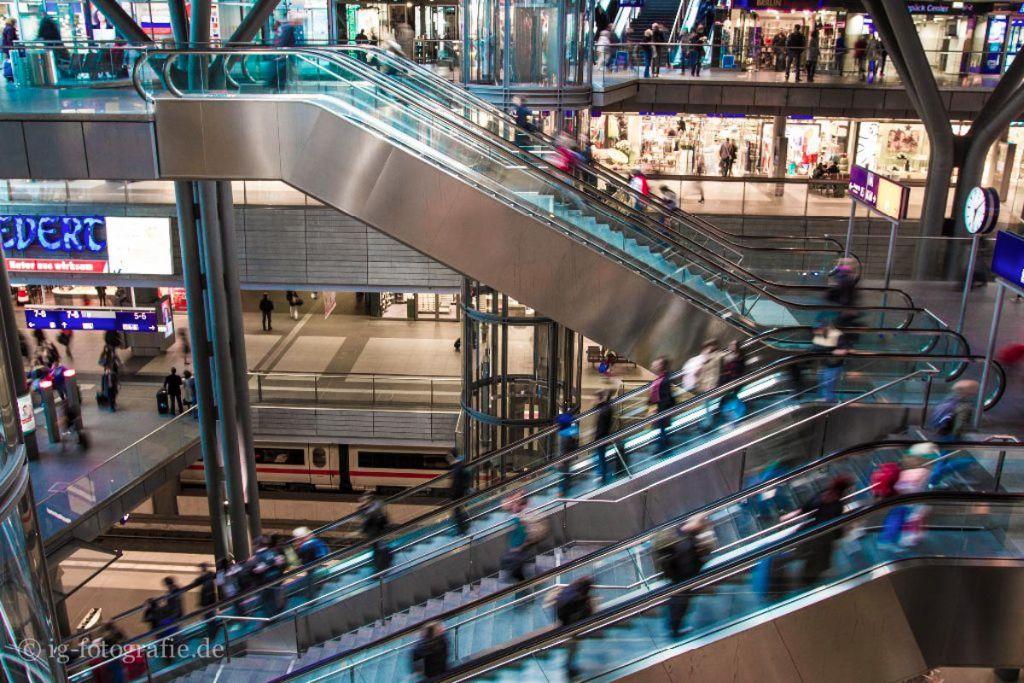Hauptbahnhof Berlin: Fotolocations, Foto-Spots und Foto-Orte in Berlin