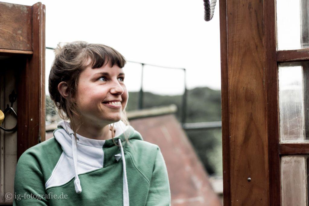 Fotoreportage Merle Ibach: Die Ostseeprinzessin