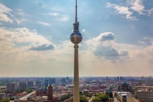 Fernsehturm: Fotolocations, Foto-Spots und Foto-Orte in Berlin
