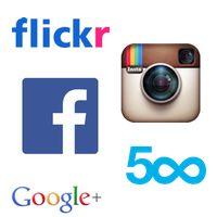 Fotografen und Social Media