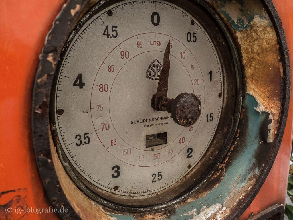 Alte Tankstelle Berlin Kreuzberg Lost Place