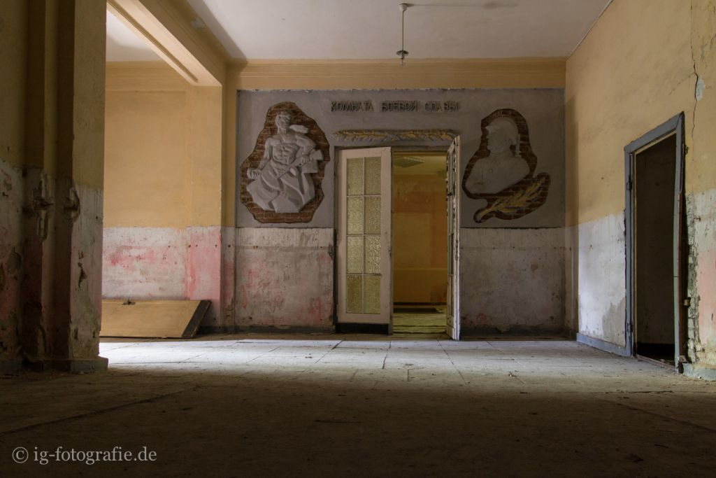 Fotolocation Berlin Wuensdorf Lost Place