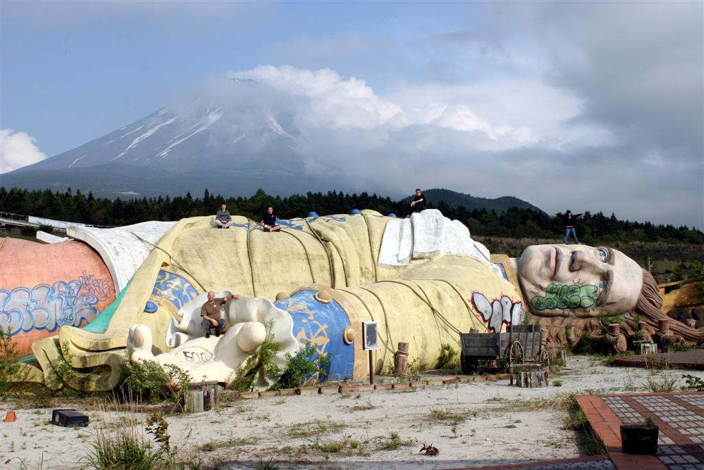 Gulliver's Kingdom Abandoned Theme Park