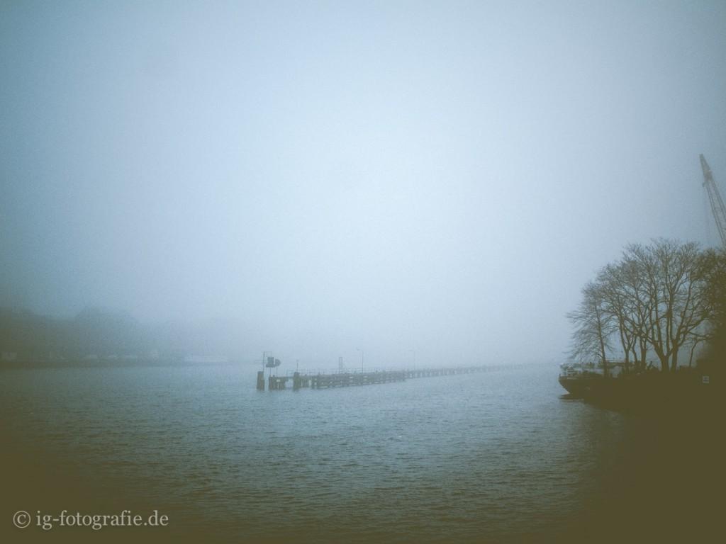 fotografieren im Nebel