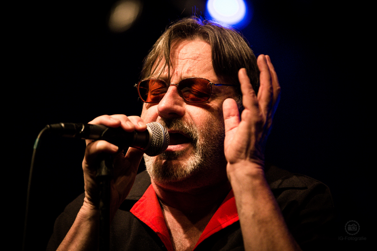 Southside Johnny on Stage