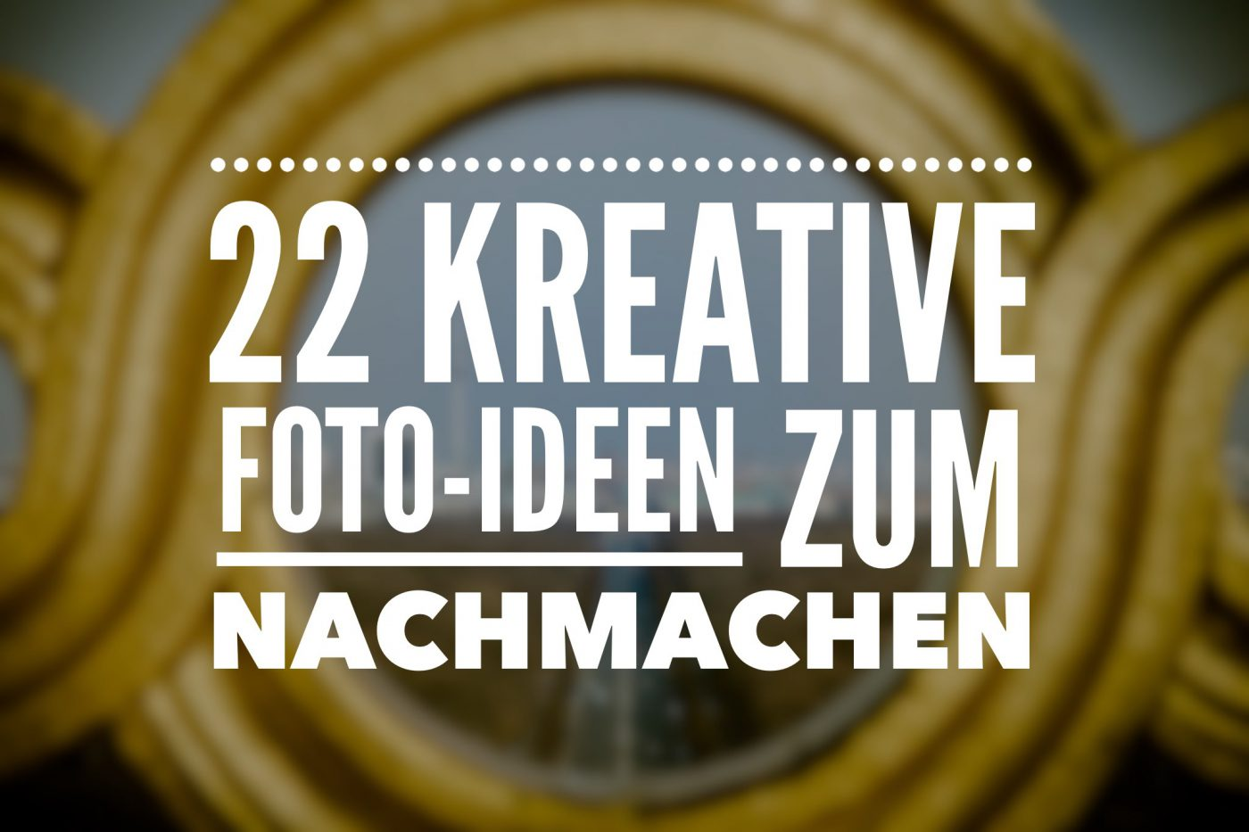 22 kreative inspirationen f r neue fotoideen ig for Ideen mit fotos